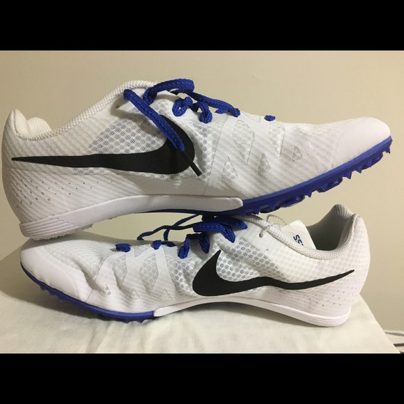 quality design 10d7b 765e5 Nike Men s Zoom Rival S 9 Track and Field Shoes. M 5a5b1f7761ca105e31c819d9